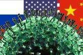 Russia   USA   China   Coronavirus COVID-19