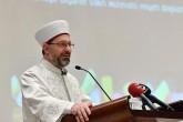 Head of Religious Affairs Prof. Dr. Ali Erbaş