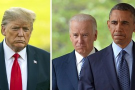 Donald Trump | Joe Biden | Barack Obama