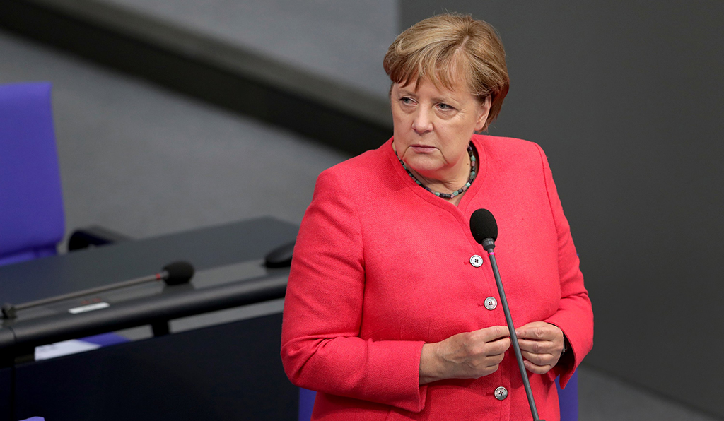 Last chance for Angela Merkel