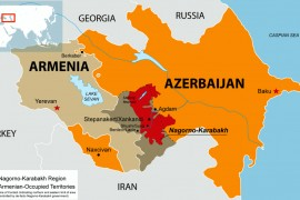 Azerbaijan and Armenia
