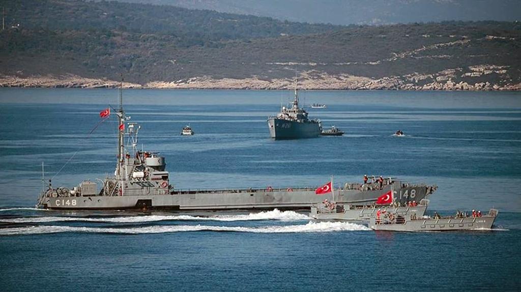Türkish Naval Gorces