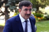 AK Party deputy chair for foreign affairs Cevdet Yilmaz