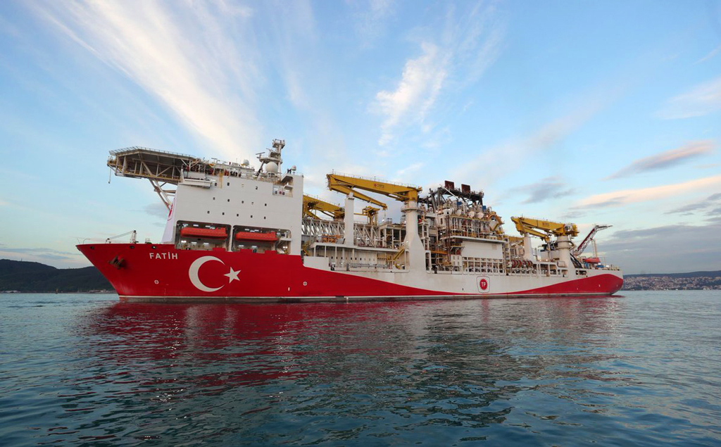 Perspective: A New Era for Turkey | Natural Gas Discovery in the Black Sea