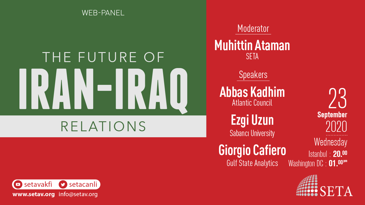 Web Panel: The Future of Iran-Iraq Relations