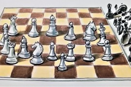 Turkey's Chess Game