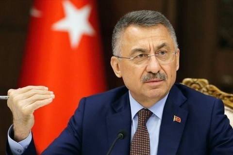 Turkish Vice President Fuat Oktay