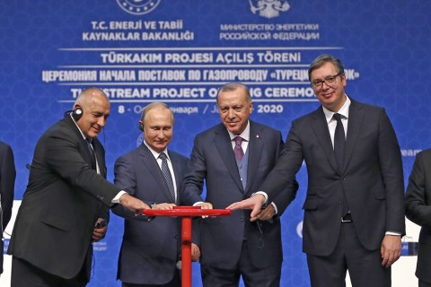 Analysis: TurkStream | The U.S. Opposition and the Reasons behind It