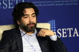 Kılıç Buğra Kanat, research director at the Washington offices of Turkey's Foundation for Political, Economic and Social Research (SETA)
