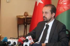 Oguzhan Ertugrul, Turkey's ambassador in Kabul