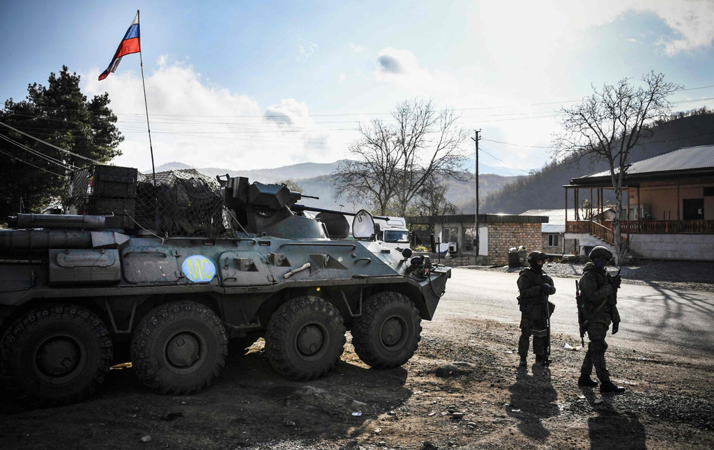 Pro-Armenian West is net loser of 2nd Karabakh war
