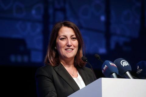Turkey's Deputy Trade Minister Gonca Yılmaz Batur