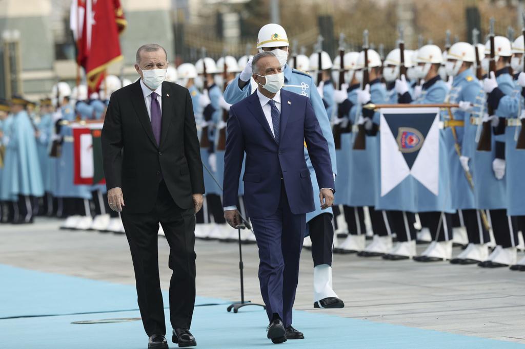 Terror, water, stability: Turkey, Iraq revive ties