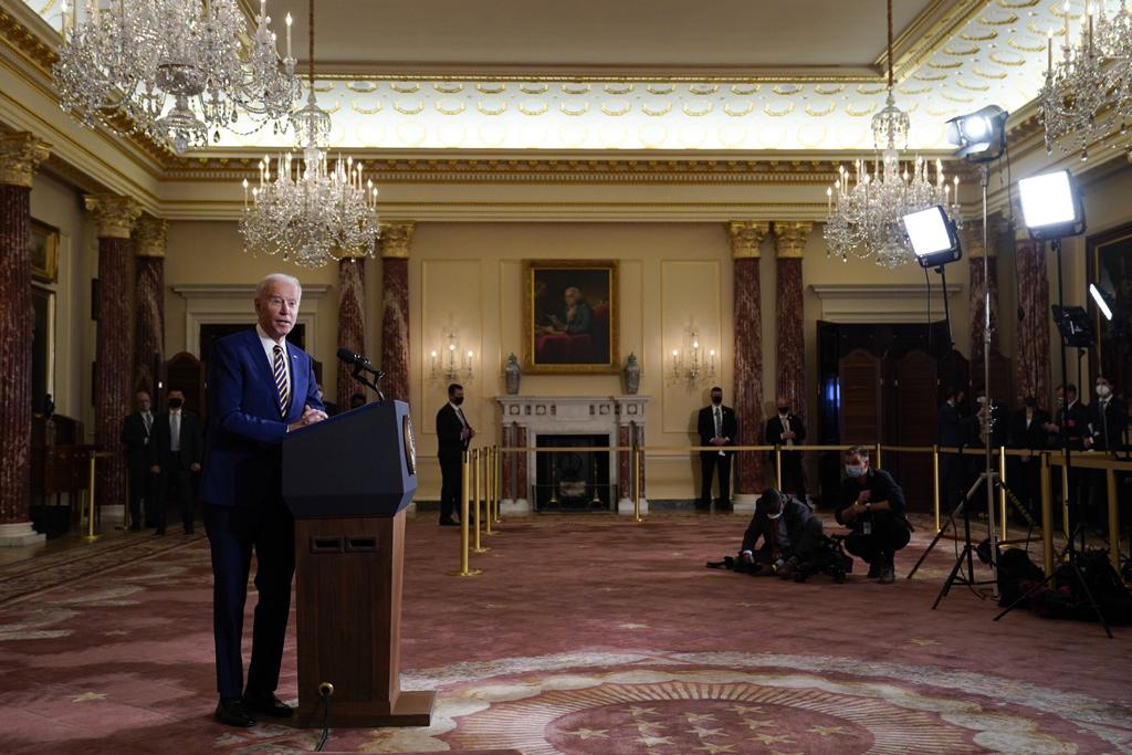 Saudi kingdom and Biden's America at crossroads?