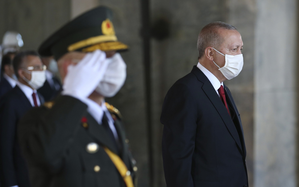 Kemalist fears and Turkey's global challenges