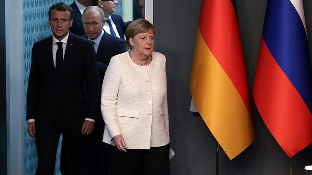 EU lacks common approach on Russia
