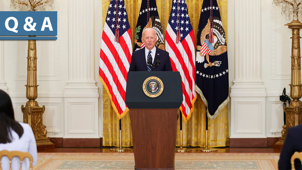 5 Questions: Political and Legal Meaning of U.S. President Biden's Statement on the So-called Armenian Genocide
