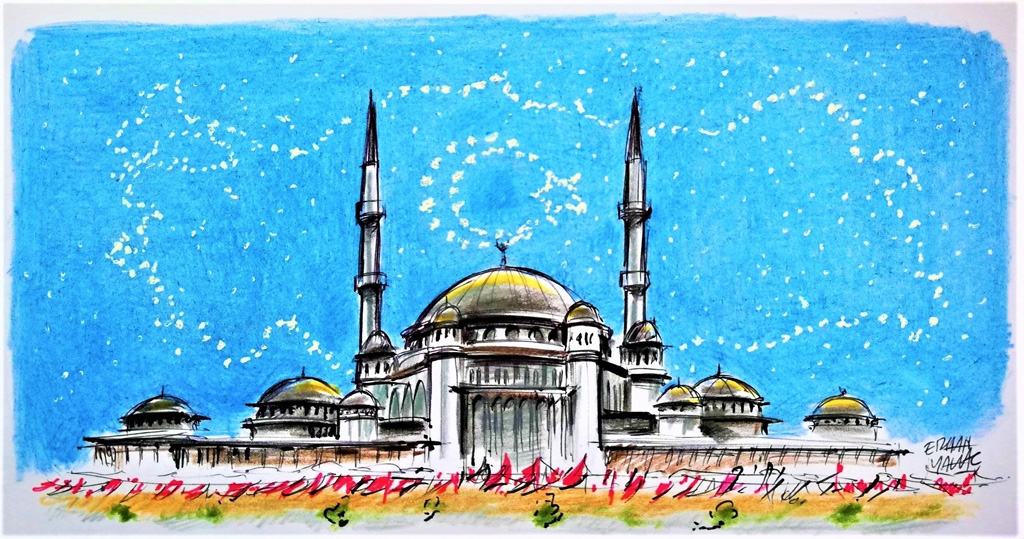 Taksim Mosque: A gift to Turkish Republic's 2nd century