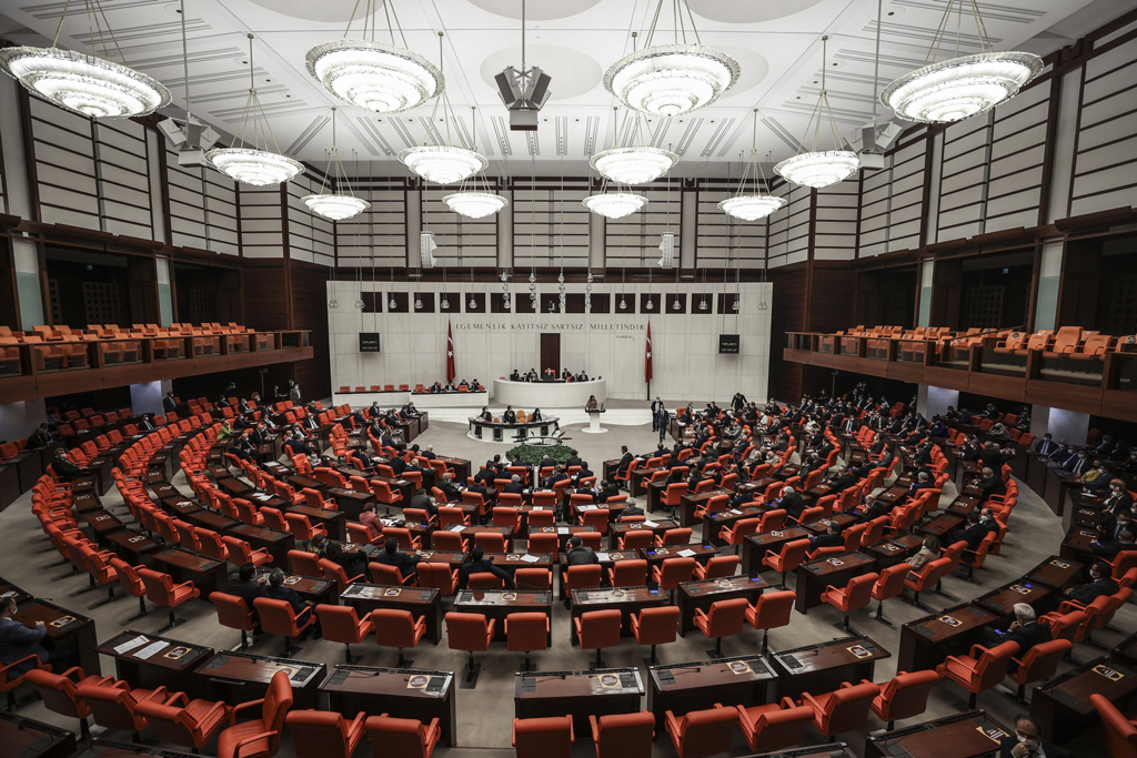What are the Turkish opposition's election plans?