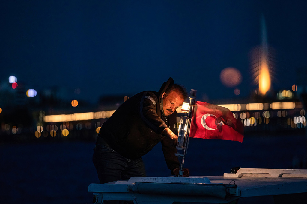 In Turkey, a race to the bottom with negative campaigns