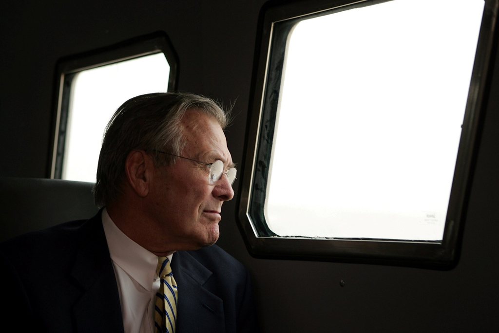 Donald Rumsfeld's legacy on US foreign policy