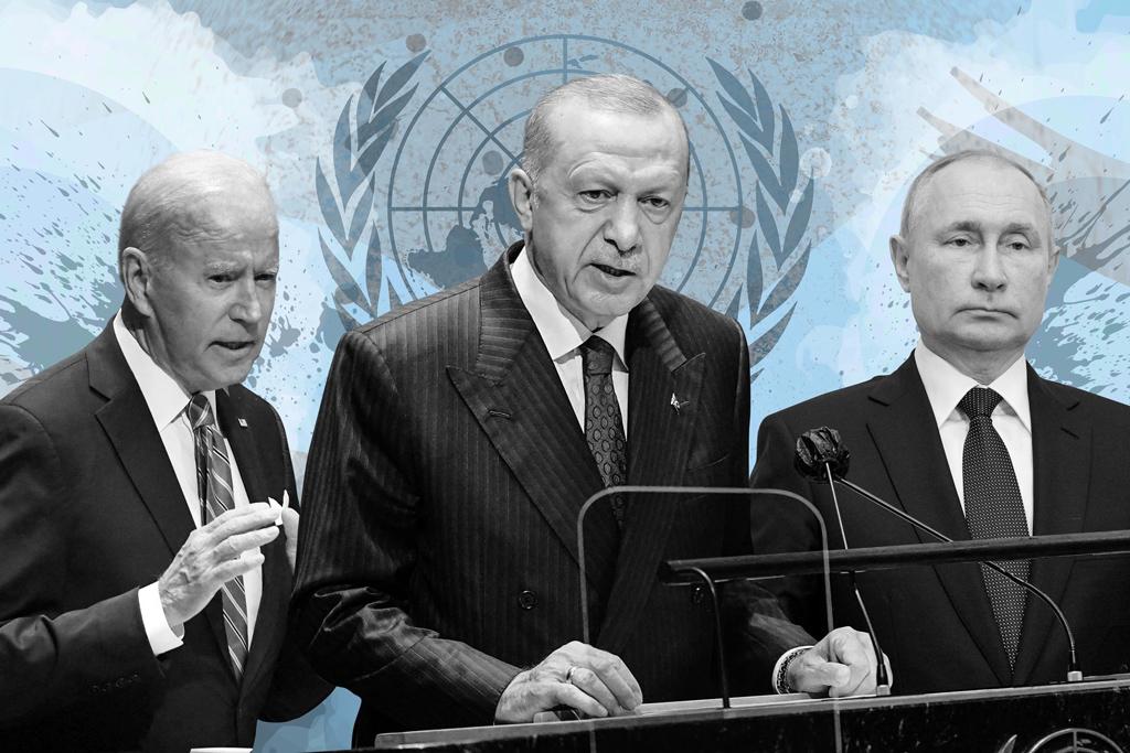 Erdoğan's US and Russia messages after UN visit