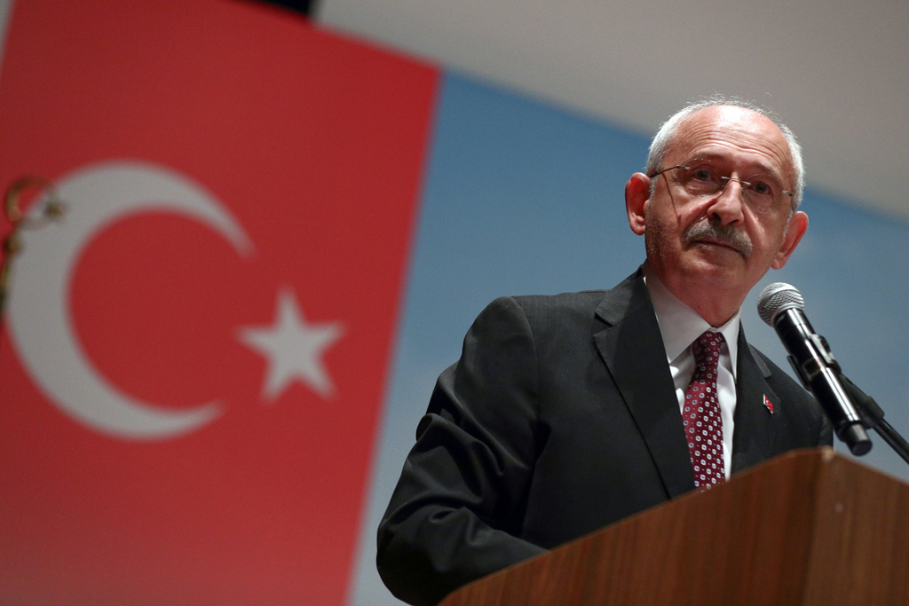 Solving or just discussing? Turkey's 'Kurdish question'