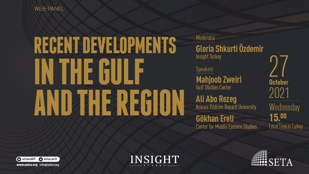 Web-Panel: Recent Developments in the Gulf and the Region