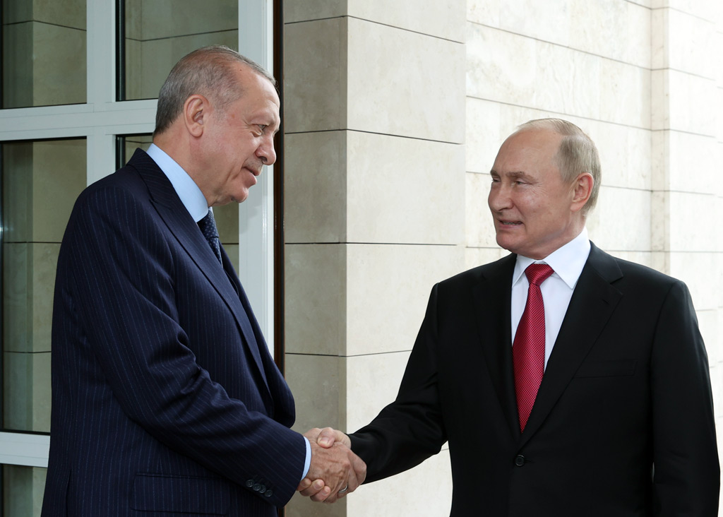 Contingent nature of Turkey's ties with US and Russia
